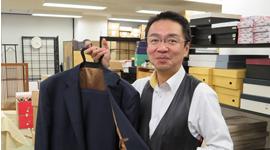 代表を務める丸和商事で柳井弘